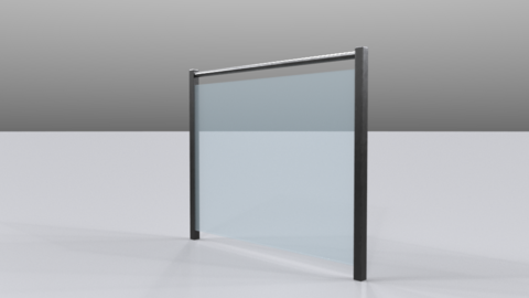 Fence03 3D Model