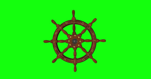 animations 3d ship nautical wheel nautical wood nautical ship boat wheel boat wood boat ship green Animation