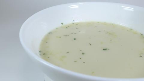 Cream onion soup018 Live Action