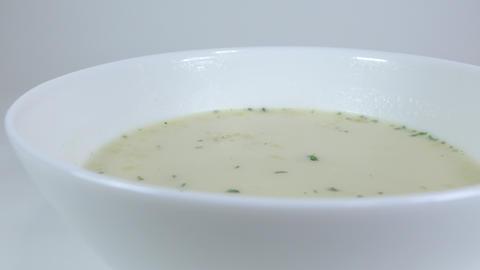 Cream onion soup001 Live Action