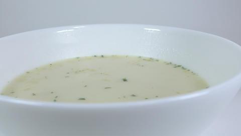 Cream onion soup002 Live Action