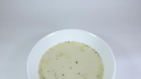 Cream onion soup010 Live Action
