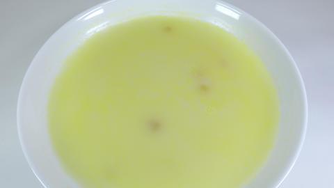 Corn cream soup012 Live Action