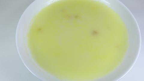 Corn cream soup013 Live Action