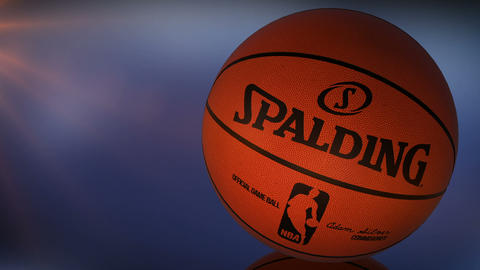 Basketball CG動画