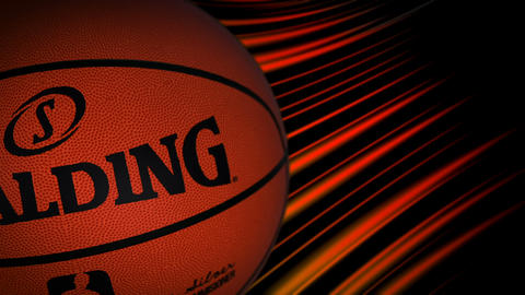 Basketball Ball CG動画