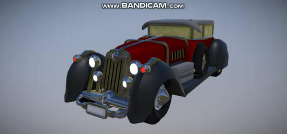 Gangsta Cars Modelo 3D