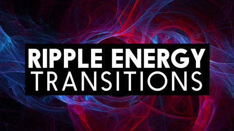 Ripple Energy Transitions Premiere Proエフェクトプリセット