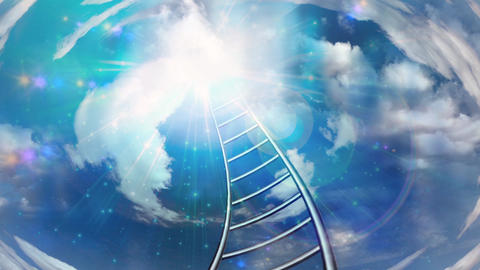 Ladder to the sky CG動画