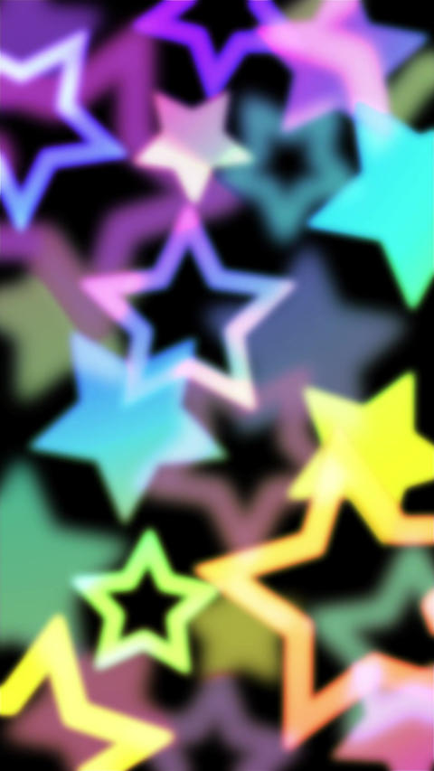 Fantastic Fluffy Stars For Social Networking Service
