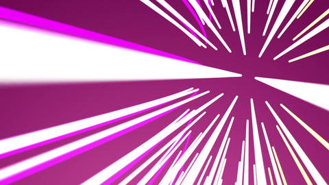 Fantastic video animation with moving stripe background design, loop HD Animation
