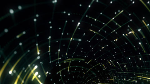 Grid Light Streaks 03 GIF
