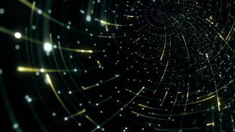 Grid Light Streaks 04 Videos animados