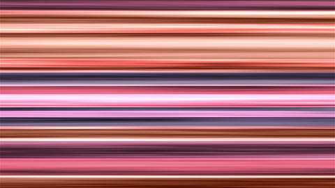 Animation of glowing multi-colored lines Live Action