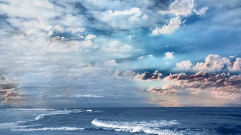 Ocean Beach Animation