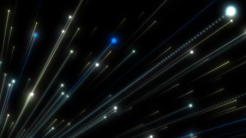 Particle Streaks 06 Videos animados