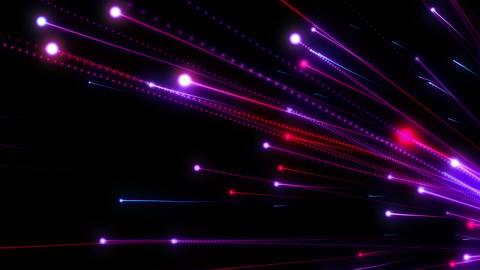 Light Streaks 02 Videos animados