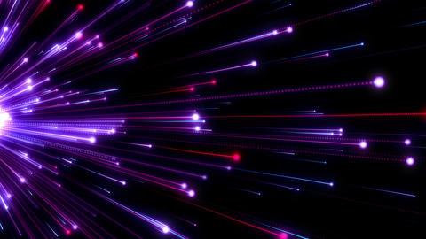 Light Streaks 06 Videos animados