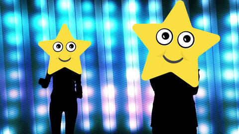 Star dance video Videos animados