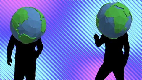 A fun dancing dance video  Animation