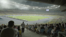 Football Game UHD Fans
