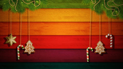 Christmas Decorations 7 Pack
