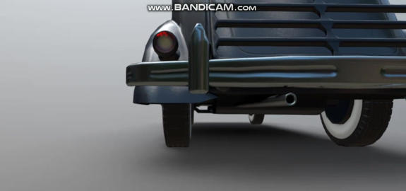 Vehicle zis 101 USSR CAR Modelo 3D
