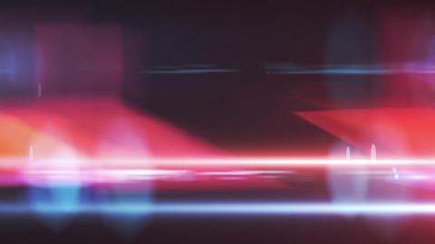 Police Light Transition Video 5 Animation