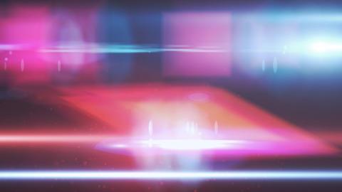 Police Light Transition Video 6 Animation