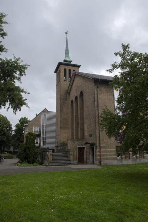 Maarten Luther Church At Amsterdam The Netherlands 14-7-2020 フォト