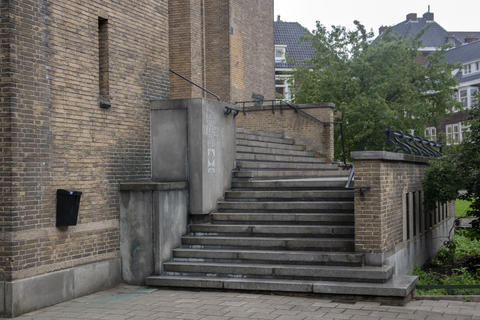 Staircase At The Maarten Luther Church At Amsterdam The Netherlands 14-7-2020 フォト
