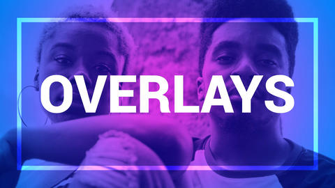 Overlays After Effects Template