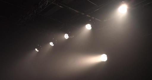 小劇場の照明02 ライブ動画