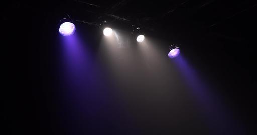 小劇場の照明05 ライブ動画