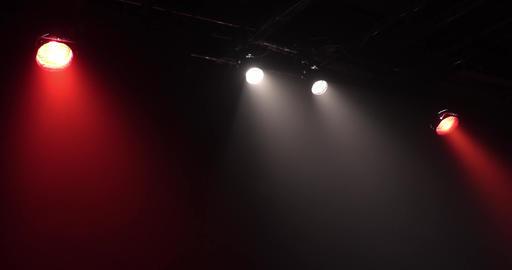 小劇場の照明07 ライブ動画