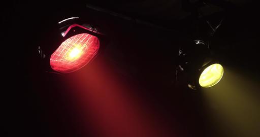 小劇場の照明11 ライブ動画