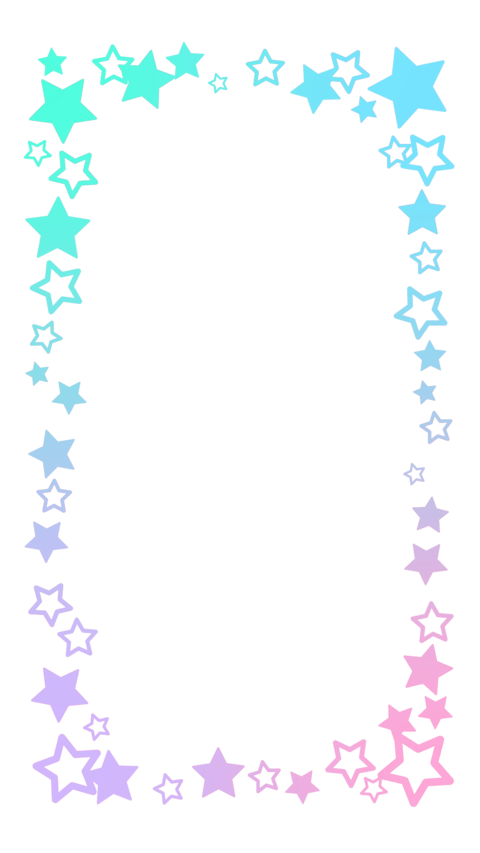 Fantastic Star Frame For Social Networking Service 0