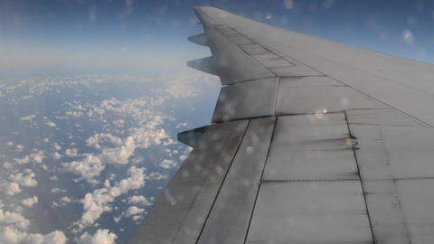 KLM Airplane Above The Clouds At Schiphol The Netherlands 2019 ライブ動画