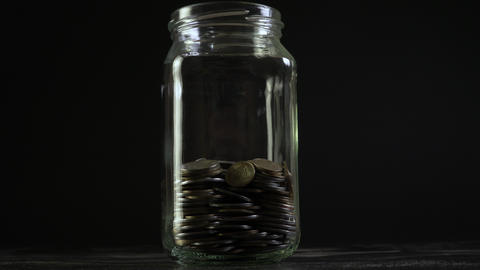 Money Coin in Glass Bottle Growing Money 2 Live Action