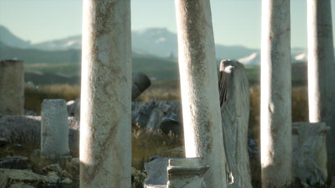 The ancient Greek temple in Italy ライブ動画