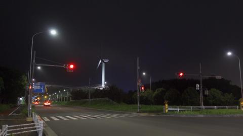 Wakasu Beach Park Windmill001 Acción en vivo