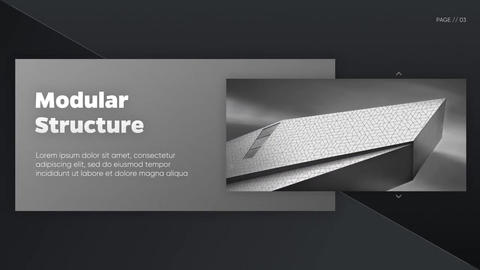 Elegant Corporate - Clean Presentation // Premiere Pro Premiere Pro Template