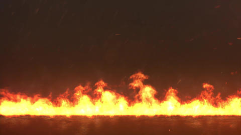 Fire of fire Animation