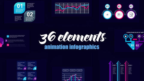 Infographics vol.58 After Effects Template