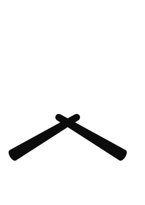 Roof house icon Vector