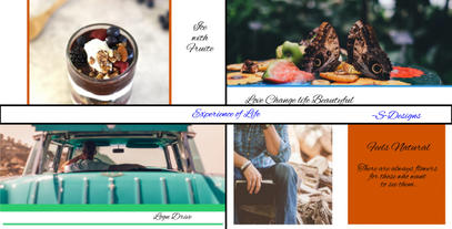 Experience of life folder After Effects Template