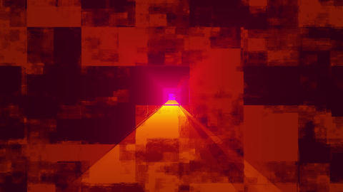 BG block red_Abstract Animation