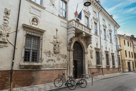 Bevilacqua-Costabili palace in Ferrara Photo