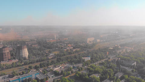City Smog From Plant Acción en vivo