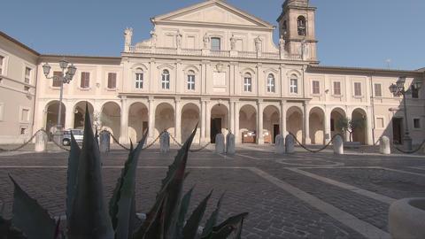 cathedral of terni in the part Acción en vivo